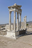 Pergamum-Turkey Stock Photo