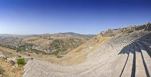 Pergamum-Turkiet Royaltyfri Fotografi
