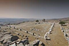 Pergamum-Turkiet Royaltyfria Bilder