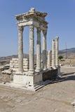 Pergamum-Turkiet Royaltyfri Foto