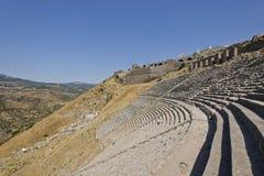 Pergamum-Turkiet Arkivbilder