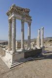Pergamum-Turkiet Royaltyfria Foton
