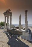 Pergamum-Turkiet Arkivbild