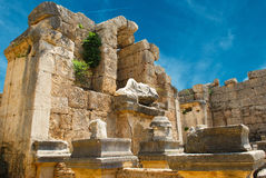 Perge Royalty Free Stock Photos