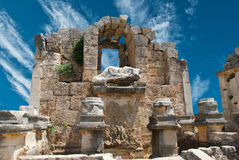 Perge Royalty Free Stock Images