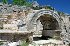 Perge, Turkey Stock Image