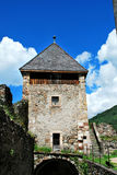 Pergine Castle, Trentino, Italy. Medieval tower Pergine Castle Trentino Italy europe history culture landmark stock images