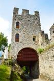 Pergine Castle in Trento, Val di Non, Italy Stock Images