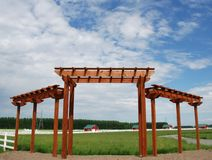 Pergola Stock Photos