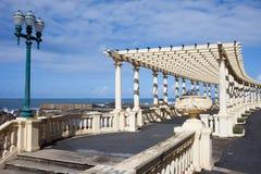 Pergola da Foz in Oporto. Pergola da Foz in Porto, promenade along the Atlantic Ocean coast in Portugal Stock Photography