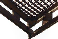 Pergola de madeira Fotos de Stock Royalty Free