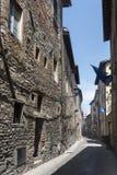 Pergola (Marches, Italy) Stock Image