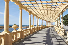 Pergola in Oporto, Portugal Royalty Free Stock Images