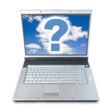 Pergunta técnica Imagens de Stock