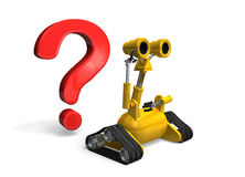 Perguntas Fotografia de Stock