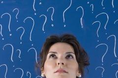 Perguntas Imagens de Stock