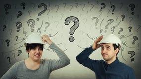 Perguntas comuns imagens de stock royalty free