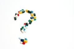 Pergunte ao doutor Imagens de Stock