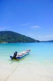 perhentian的海岛 免版税库存图片
