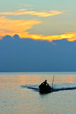 Perhentian öar - Malaysia Arkivfoto
