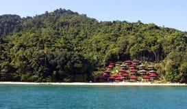 Perhentian öar - Malaysia Fotografering för Bildbyråer