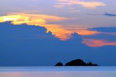 Perhentian öar - Malaysia Royaltyfri Bild