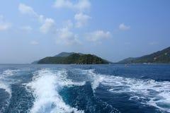 Perhentian-Insel Stockbild