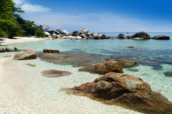 Perhentian Island Royalty Free Stock Photos