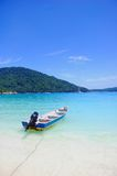 Perhentian Island Royalty Free Stock Images