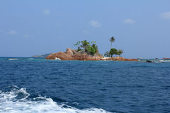 Perhentian island Royalty Free Stock Image