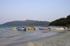 Perhentian island in Malaysia Stock Photography
