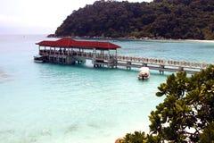 Perhentian islands - Malaysia Royalty Free Stock Photo