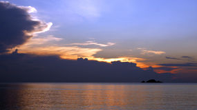 Perhentian islands - Malaysia Stock Image