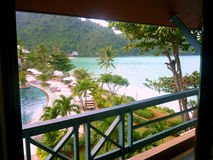 Ko Phi Phi Resort Royalty Free Stock Photo