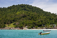 Perhentian Kecil Island Royalty Free Stock Photo