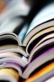 Periódicos Fotografía de archivo libre de regalías