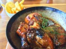 Peri peri κοτόπουλου Στοκ Φωτογραφίες