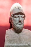 Pericle Head Statue Royalty Free Stock Photo