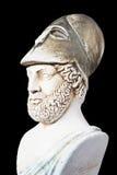 Pericles было государственным деятелем, оратором и генералом древнегреческия Athe Стоковое Изображение RF
