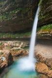 Pericnik falls Stock Photo