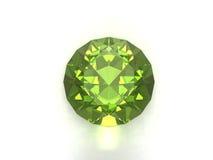 peridot gemstone chysolite Стоковые Изображения RF