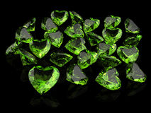 Peridot Stock Photo