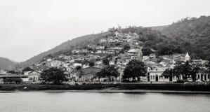 Periferi i Bahia Arkivbild