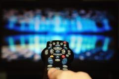 Periferico della TV Fotografie Stock Libere da Diritti