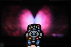 Periferico universale della TV Fotografia Stock Libera da Diritti