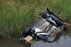 Perigos de condução bêbeda. imagens de stock royalty free