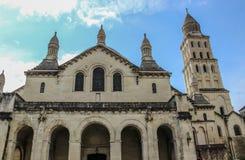 Perigueux-Kathedrale, Aquitanien, Frankreich Lizenzfreie Stockfotografie