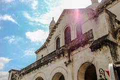 Perigueux-Kathedrale, Aquitanien, Frankreich Lizenzfreies Stockfoto