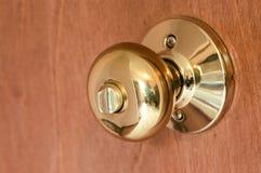 Perilla de puerta Imagen de archivo libre de regalías