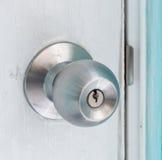 Perilla de puerta Fotografía de archivo libre de regalías